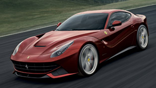 Ferrari F12 Berlinetta vs Airbus A320 [video]