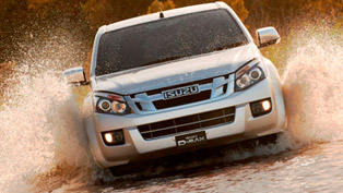 2012 Isuzu D-Max - Range of New Accessories