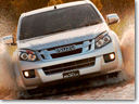 2012 Isuzu D-Max – Range of New Accessories