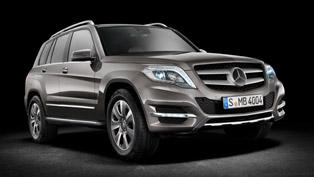2013 Mercedes-Benz GLK 250 Bluetec 4Matic - US Price $39,459