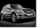 2013 Mercedes-Benz GLK 250 Bluetec 4Matic - US Price $39,459