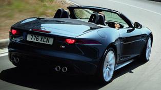 2013 Jaguar F-TYPE - UK Price £58,520