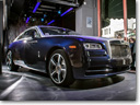 2013 Rolls-Royce Wraith UK