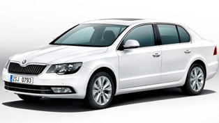 2013 Skoda Superb - Facelift