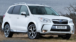 2013 Subaru Forester XT - UK Price £24,995