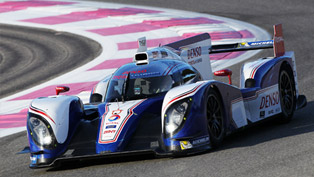 Spa Debut For The Updated Toyota TS030 Hybrid