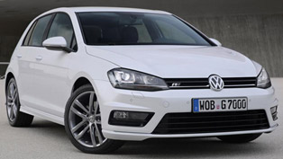 2013 Volkswagen Golf VII R-Line Packages