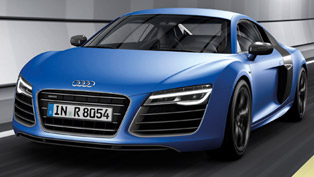 Audi R8 V10 Plus at Nurburgring Nordschleife - 7 minutes and 45 seconds