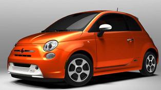 2013 Fiat 500e - US Price $32,500