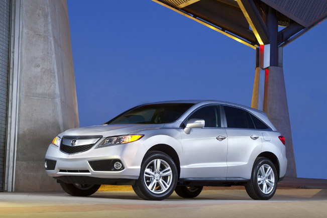 2014 acura rdx with announced us pricing