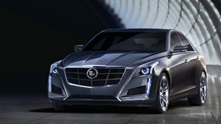 2014 Cadillac CTS Reveals New Design Approaches