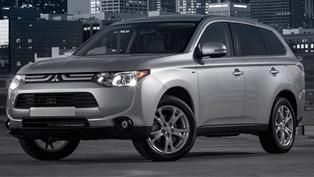 2014 Mitsubishi Outlander - US Price $22,995