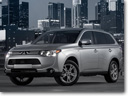 2014 Mitsubishi Outlander - US Price $22,995