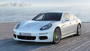 2014 Porsche Panamera E-Hybrid Revealed!