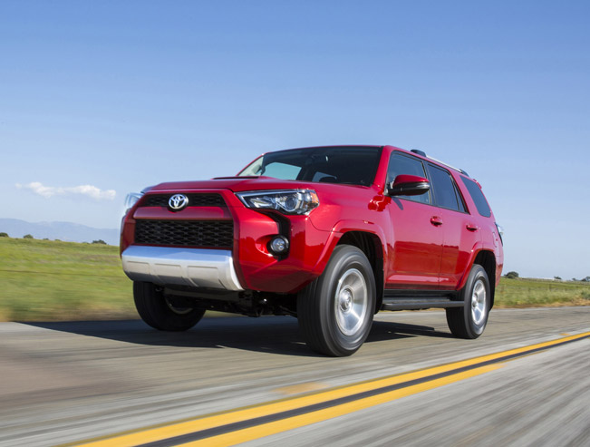 2014 Toyota 4runner Unveiled