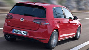 2013 Volkswagen Golf GTD - UK Price £25,285