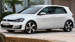 2014 Volkswagen Golf GTI - 230HP and 18% More Fuel-Efficient
