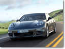 2014 Porsche Panamera 4S Executive and Panamera Turbo Executive