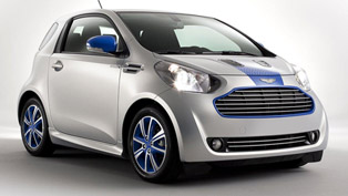 Aston Martin Cygnet & Colette Limited Edition