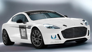Aston Martin Rapide S Hybrid Hydrogen To Compete At Nurburgring