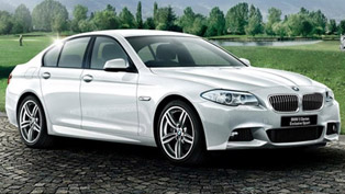 BMW 5-Series F10 and F11 Exclusive Sport Edition for Japan