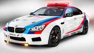 BMW ///M6 Gran Coupe MotoGP Safety Car