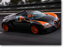 Bugatti Veyron Grand Sport Vitesse World Record Car Edition - 408.84 km/h