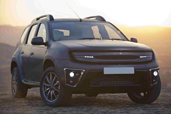 Dacia Duster New Model >> Renault Duster tuned by DC Design