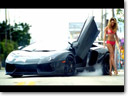 HOT: DMC Lamborghini Aventador Featured In Victoria Secret Video
