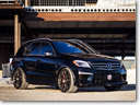 Inspired Autosport Mercedes-Benz ML63 Enhanced By SR Auto