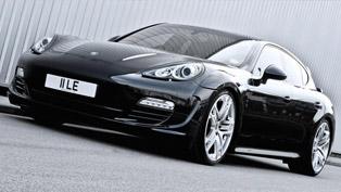 Kahn Design Porsche Panamera Super Sport Wide Track