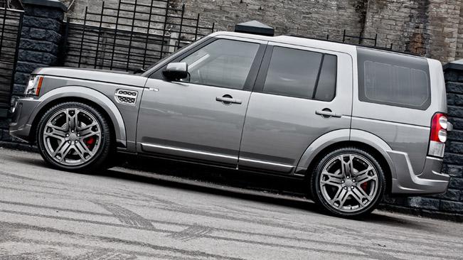 Stornoway Grey Kahn Land Rover Discovery 3 0 Tdv6 Xs Rs300