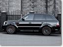 Kahn Range Rover Santorini Black RS600 Cosworth