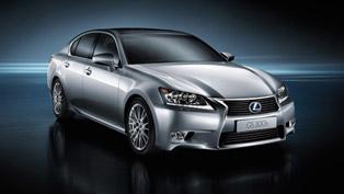 Lexus Debuts GS 300h In China