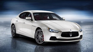 Maserati Ghibli To Debut In Shanghai