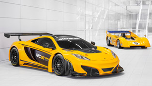 mclaren presents heritage and contemporary can-am at goodwood [video]