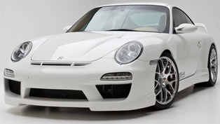 Misha Designs 2012 Porsche 911 - Custom Body Kit