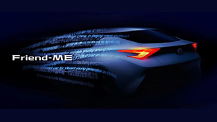 Second Teaser Of Nissan Friend-ME Concept Revealed