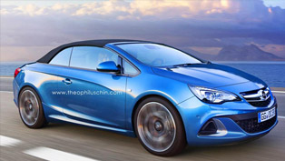 Opel Cascada OPC [render]