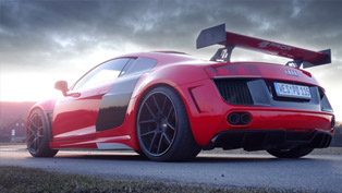 Prior Design Audi R8 GT850 Exudes Wider On-Road Presence