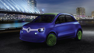 Renault Twin'Z Concept Revealed