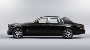 Rolls-Royce Art Deco Phantom Debuts In Jakarta