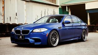 SR Auto Enhances BMW F10 M5
