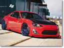 SR Auto Group Scion FR-S – Wide Body Kit