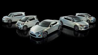 scion 10 series models celebrate brand's 10th anniversary