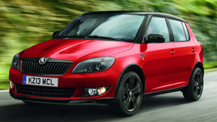 Skoda Fabia Monte Carlo TECH Limited Edition - 1000 Units
