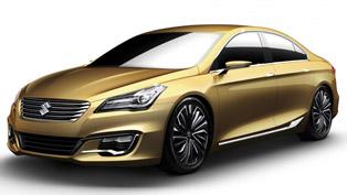 Suzuki Authentics Concept at 2013 Auto Shanghai