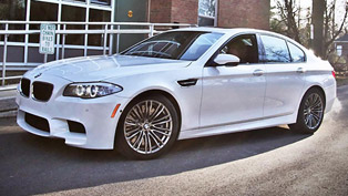 switzer bmw m5 f10 - 700 hp and 867nm
