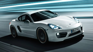 Perfect Style: TECHART Porsche Cayman
