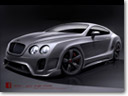 TEASER: Bentley Continental GT by Vilner [VIDEO]
